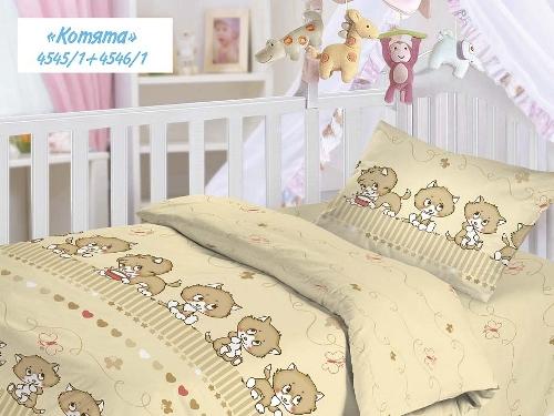 Постельное белье для новорожденных размеры